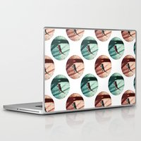 lizard Laptop & iPad Skins featuring Lizard by AhaC