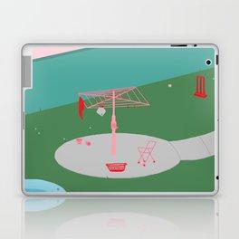 Hills Hoist Laptop & iPad Skin