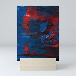 Passing Storm Mini Art Print