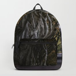Dark Hedges Alley Backpack