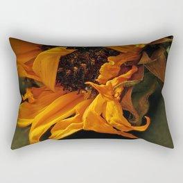 Death Becomes Her Rectangular Pillow