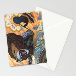 Sentry The Defiant Stationery Cards