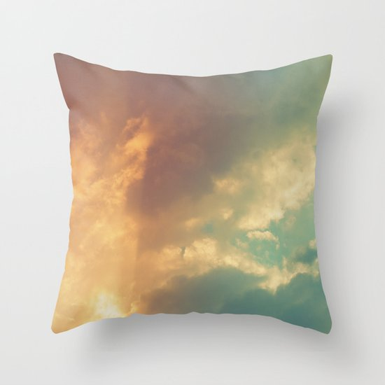 I Dreamed A Dream Throw Pillow