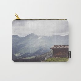 Alpine hut Carry-All Pouch