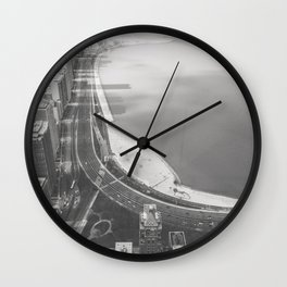 Gold Coast Wall Clock