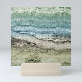 Mystic Stone Emerge Mini Art Print