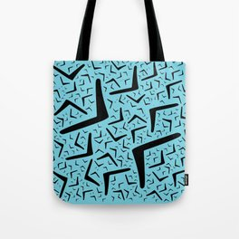 Arrow Pattern Tote Bag