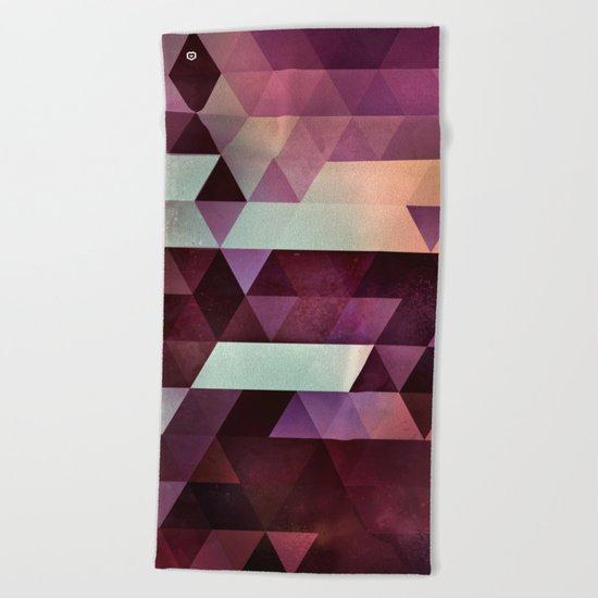 ryzspyz Beach Towel