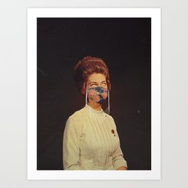 Portrait XX Art Print