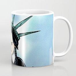 Wednesday Liberty Coffee Mug