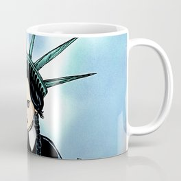 Wednesday Liberty Coffee Mug