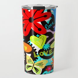 Love in Colors! Travel Mug