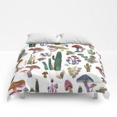 Cactus and Mushrooms NEW!!! Comforters