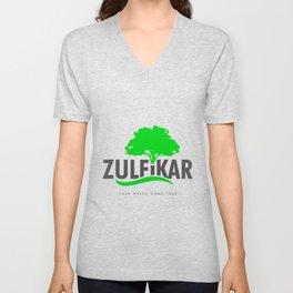 Zulfikar LTD. gifts Unisex V-Neck