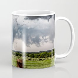 Siren - Large Tornado In Texas Panhandle Coffee Mug
