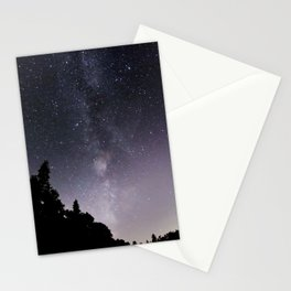 Purple Milkyway Stationery Cards