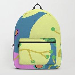 Exotic Modern Art Pattern Backpack