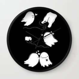 Love after Life Wall Clock