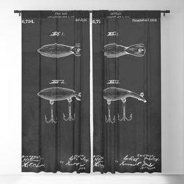 Artificial Bait Fishing Patent Blackout Curtain