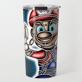 Mario Machine Travel Mug