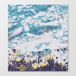 Wild and Free Canvas Print