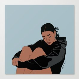 Weekends Canvas Print