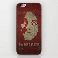 Swanstuck! iPhone & iPod Skin