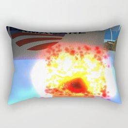 Fly: Care Rectangular Pillow