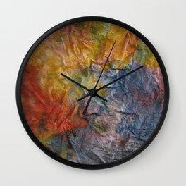 Rag 11 Wall Clock