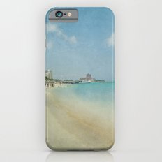 Vintage Aruba iPhone 6s Slim Case