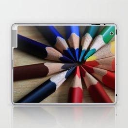 Interlocking Colors Laptop & iPad Skin