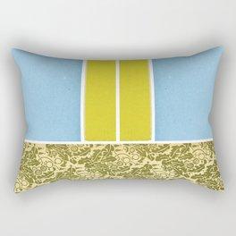 COLOUR BLOCKS VI Rectangular Pillow