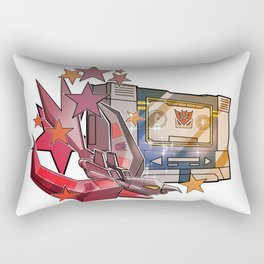 Sound & Vision Rectangular Pillow