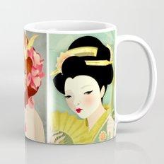 Triptych Mug