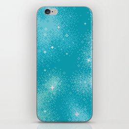Winter Nebula iPhone Skin