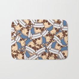 Puglie Coffee Bath Mat