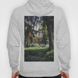 House in Cavendish Crescent London Canada Hoody
