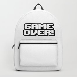 GAME OVER! Backpack