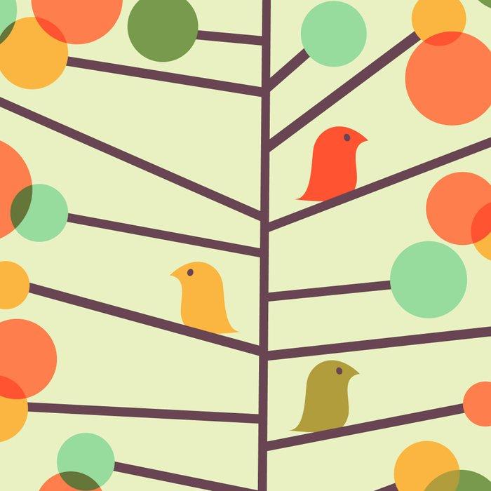 Happy Tree - Tweet Tweet Leggings