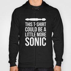 Sonic Tshirt Hoody