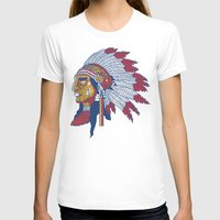 indiana T-shirts featuring indiana by Hugo Tunes