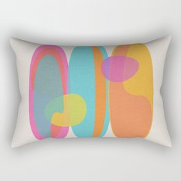 Surf 3 Rectangular Pillow