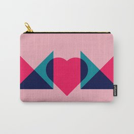 HEART MOM Carry-All Pouch