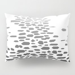 Cobbled Street Background Pillow Sham
