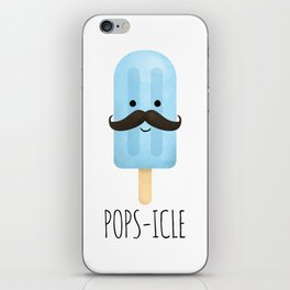 Pops-icle iPhone Skin
