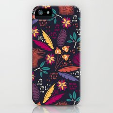 Tropical Forest  Slim Case iPhone (5, 5s)