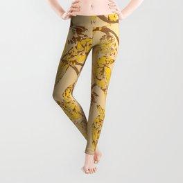 Feathered Friends Batik Leggings