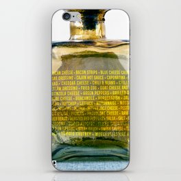 Top Toppings iPhone Skin