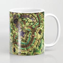 fractal landscape Coffee Mug
