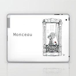 A Few Parisians: Monceau by David Cessac Laptop & iPad Skin